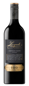 Langmeil The Orphan Bank Shiraz 2014